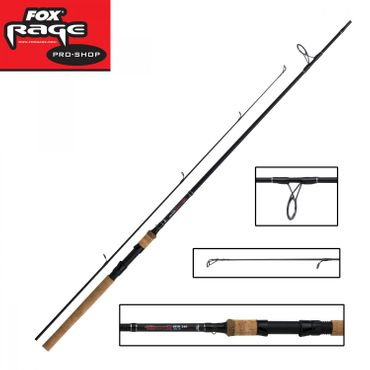Fox Rage Warrior Spin 2,40m 10-30g Spinnrute – Bild 1