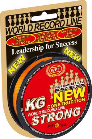 WFT KG STRONG Schnur 300m 0,22mm 32kg – Bild 6