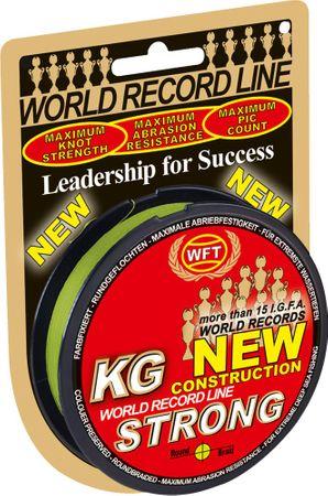 WFT KG STRONG Schnur 150m 0,08mm 10kg – Bild 2