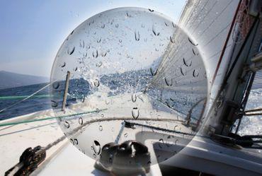 Lenz Optics Sela Titan / Carbon Sunglass - Polbrille – Bild 3