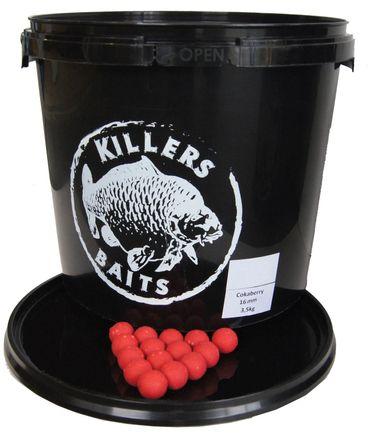 Carp Killers Cokaberry Boilies 3,5kg – Bild 1