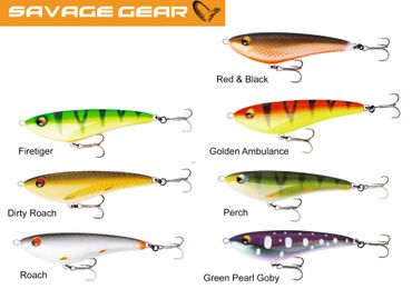 Savage Gear Freestyler 13cm 42g Jerkbait – Bild 1