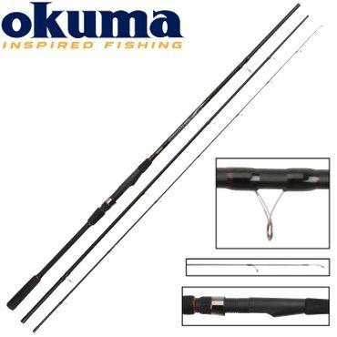 Okuma Carbonite Matchrute 390cm 35g Forellenrute – Bild 1