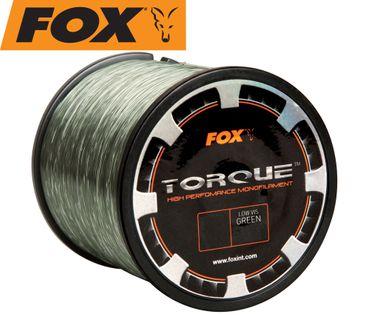 Fox Torque Line 0,38mm 9,55kg 850m Karpfenschnur – Bild 1