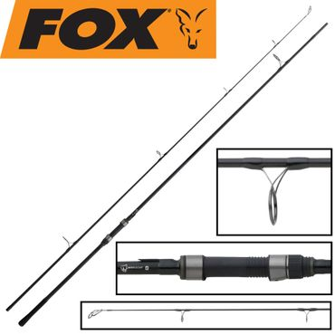 Fox Warrior Rod 10ft 3lbs Karpfenruten – Bild 1