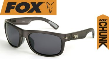 Fox Sunglasses Chunk Avius Polbrille – Bild 1