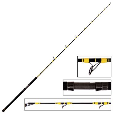 Black Cat Passion Pro DX Vertical  1,80m 230g Vertikalrute – Bild 2