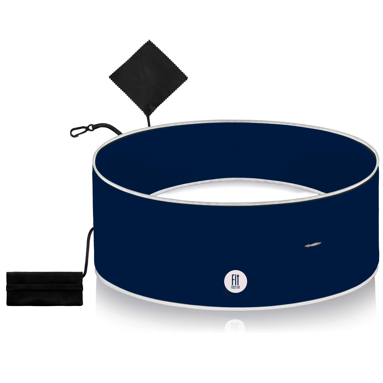 Sport-Gürtel mit wasserdicht-e-r Tasche und Geld-Fach Handy-Gürtel-Tasche