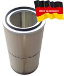 Filterpatrone DIN open/closed 325 x 660 mm AEROweb FR 001