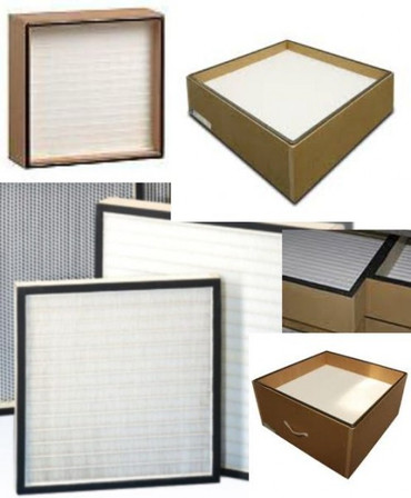 Partikelfilter 520 x 520 x 250 mm TEKA Filtoo – Bild 1