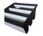 V-Zellen-Filter Feinfilter 592 x 592 x 292 mm 001