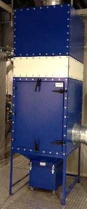 AERODUST PFC-4/5,5kW