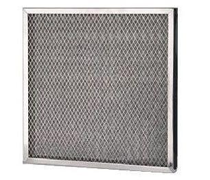 Alu-Gestrick Vorfilter 592 x 592 mm