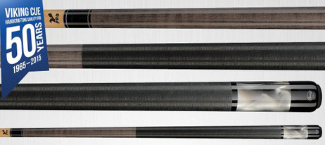 A285 Smoke Viking Cues - The Finest Cues Made in America