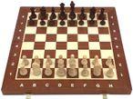 High-quality Tournament chess Set massiv wood 40 x 40