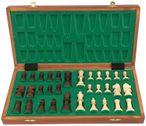 High-quality Tournament chess Set massiv wood 40 x 40 Image 4