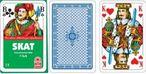 SKAT, Französisches Bild ASS Spielkarten