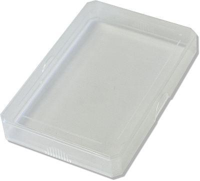 Kunststoff - Etui (PP) für Skat Spielkarten