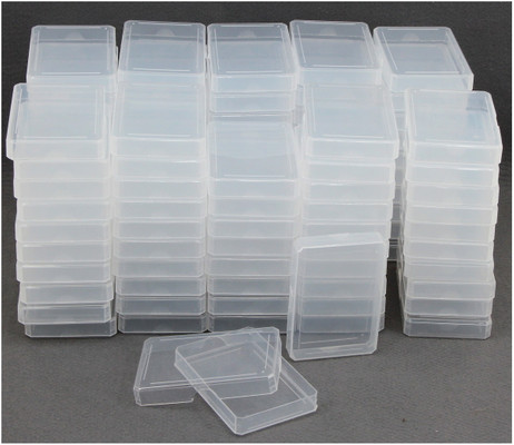 100 pcs. Plastic - case (PP) for Skat playing cards box