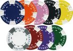 TEXAS HOLD´EM Clay Pokerchips