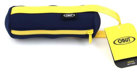 Stylish Soft - Boule bag for 3 boules, blue