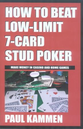How to Beat Low Limit 7 Card Stud Poker