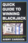 Quick Guide to Winning Blackjack, by Avery Cardoza