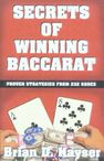 Secrets Of Winning Baccarat