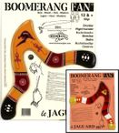 Boomerang le JAGUARD - 60 gr - two-bladed-Boomerang