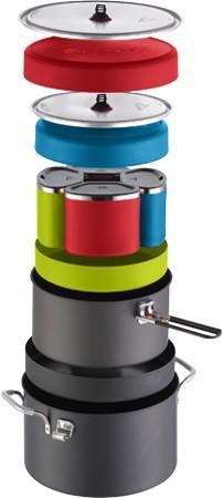 MSR - Flex 4 System - Outdoor-Koch- und -Geschirr-Set