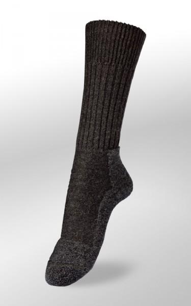 Veith Outdoor Socke strong - warme Wandersocke aus Merinowolle, Wintersocke – Bild 1