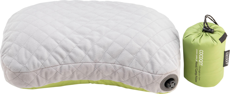 COCOON - Air-Core Hood Camp Pillow - aufblasbares Campingkissen – Bild 4