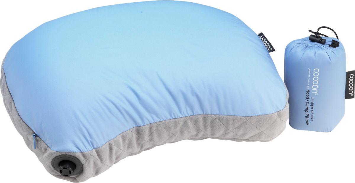 COCOON - Air-Core Hood Camp Pillow - aufblasbares Campingkissen