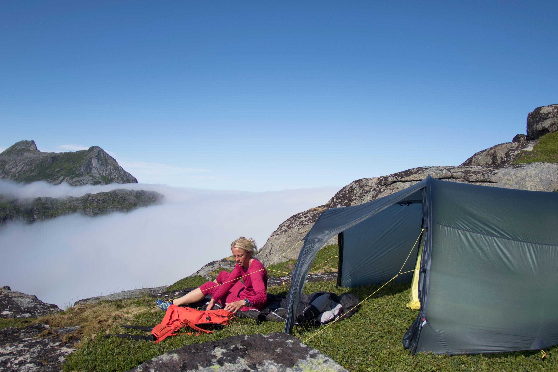 HELSPORT - Lofoten Superlight Camp 2 - superleichtes 2-Personen-Zelt – Bild 6