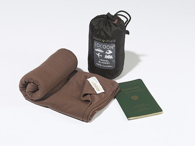 COCOON -  Insect Shield Travel Blanket Coolmax  - Reisedecke mit Insektenschutz