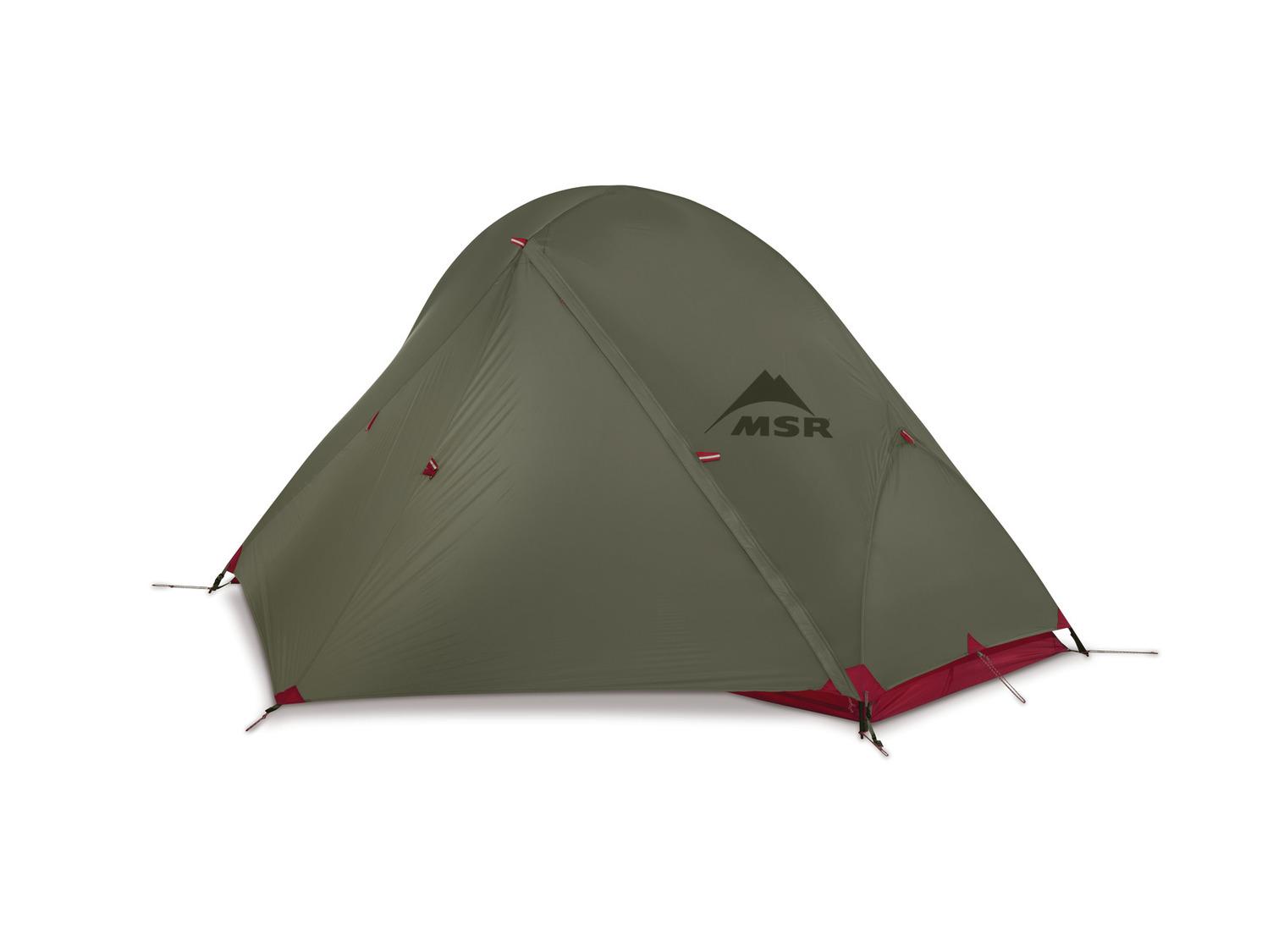 MSR - Access 1 - Zelt für Sommer & Winter für eine Person *inkl. Footprint* – Bild 5