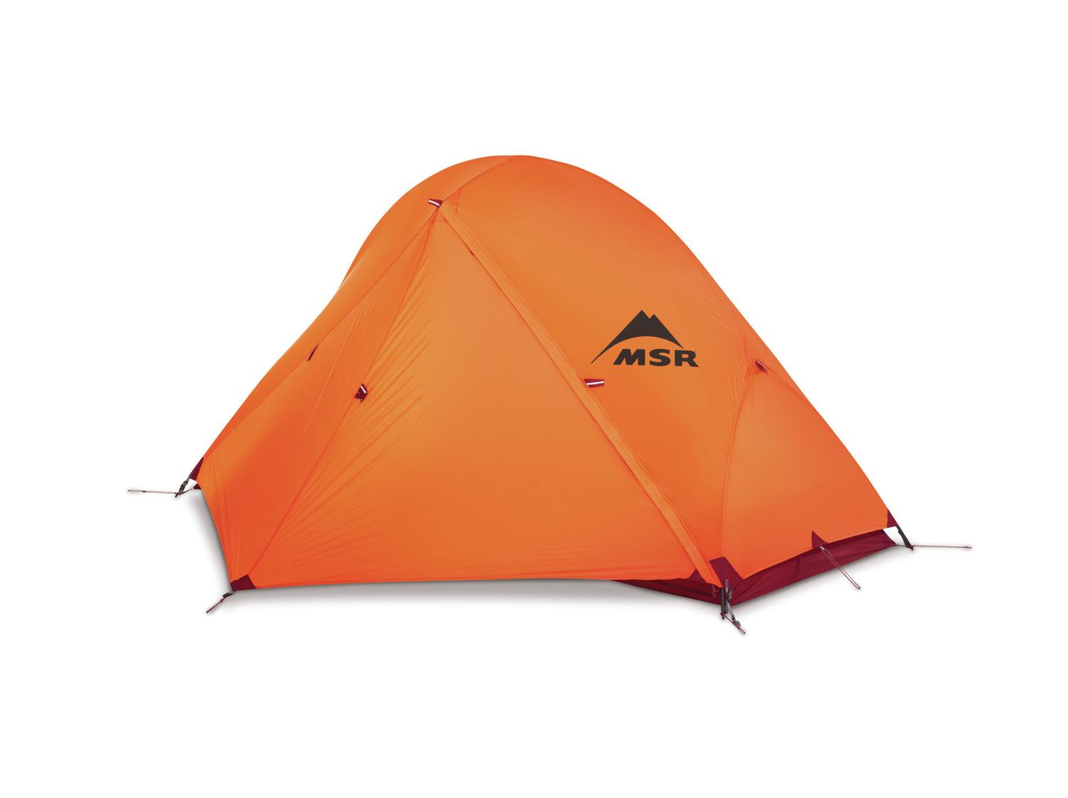 MSR - Access 1 - Zelt für Sommer & Winter für eine Person *inkl. Footprint* – Bild 4