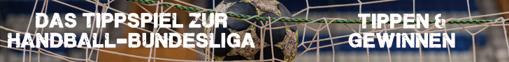 Tippspiel zur Handball-Bundesliga