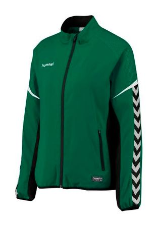 Hummel Authentic Charge Micro Zip Jacket Women – Bild 9