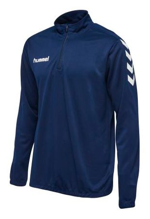 Hummel Core 1/2 Zip Sweat – Bild 12
