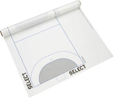 Select Spielplanfolie Handball 61 x 80 cm – Bild 1