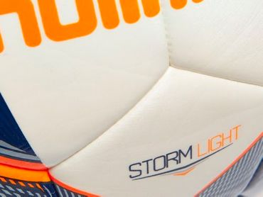 Hummel Storm Light FB White / Vintage Indigo / Orange – Bild 2
