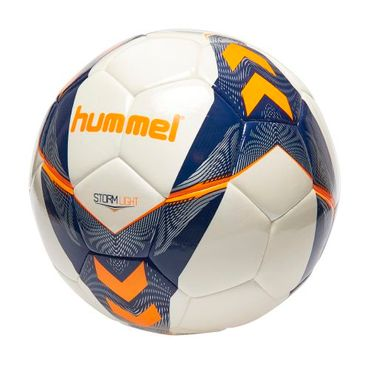 Hummel Storm Light FB White / Vintage Indigo / Orange – Bild 1