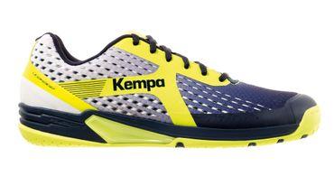 Kempa Wing marine / weiß / fluo gelb – Bild 3