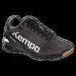 Kempa Attack Midcut schwarz / weiß 001