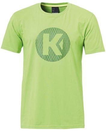 Kempa K-Logo T-Shirt hope grün – Bild 1