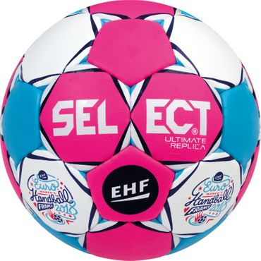 Select Handball Ultimate Replica EURO Frankreich 2018