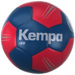 Kempa Handball Leo Ebbe & Flut ocean blau / lighthouse rot