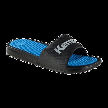 Kempa Badepantolette kempablau / schwarz – Bild 1