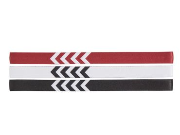 Hummel 3-Pack Headband 17-18 white / black / true red